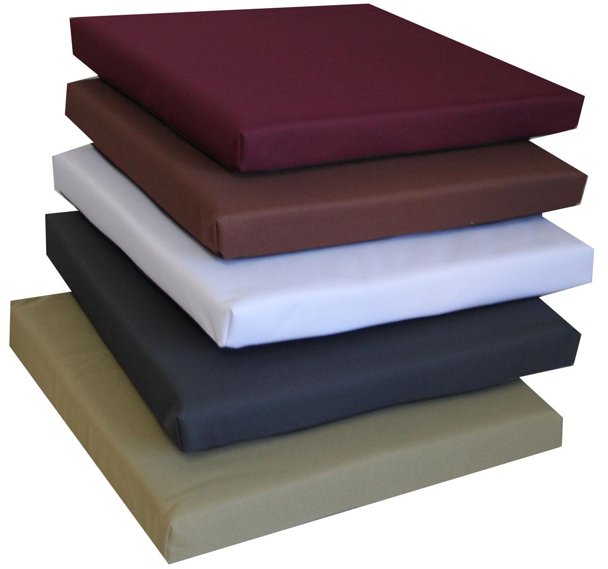 sitzkissen stuhlkissen stuhlpolster sitzpolster sitzauflage bankauflage ebay. Black Bedroom Furniture Sets. Home Design Ideas