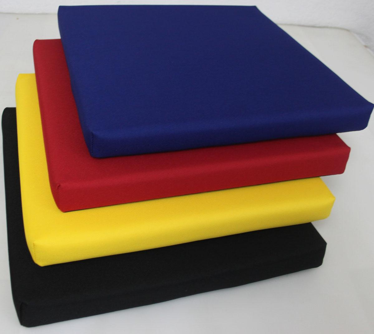 stuhlkissen sitzkissen bankkissen sitzpolster stuhlpolster auflage 40 x 40 cm. Black Bedroom Furniture Sets. Home Design Ideas